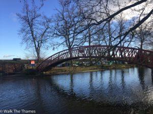 Medley Footbridge, Binsey