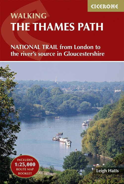 walking the thames path national trail