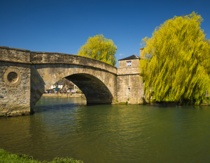 Halfpenny Bridge, Lechlade