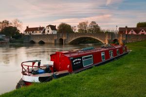 Abingdon Bridge, Oxford